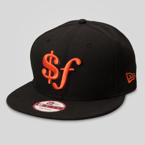 New Era - $F Dollar New Era Snapback Cap