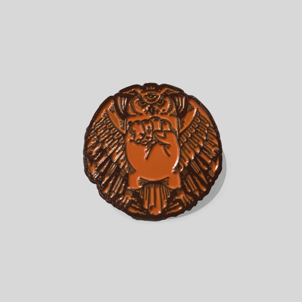 Upper Playground - Lux - Industriowl Pin by Jeremy Fish