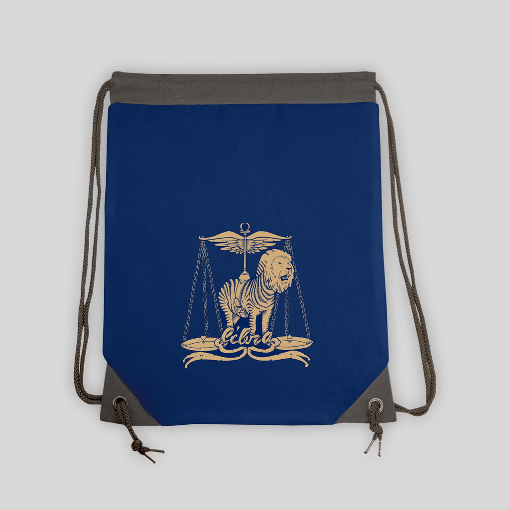MWW - Libra Drawstring Gym Bag