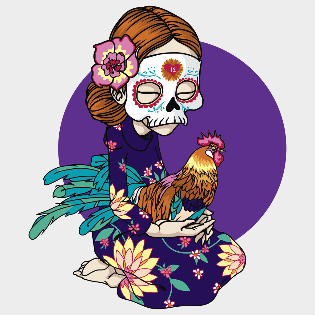 5S - DAY OF THE DEAD