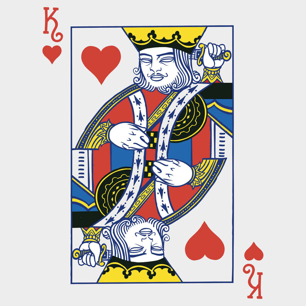 5S - KING OF HEARTS