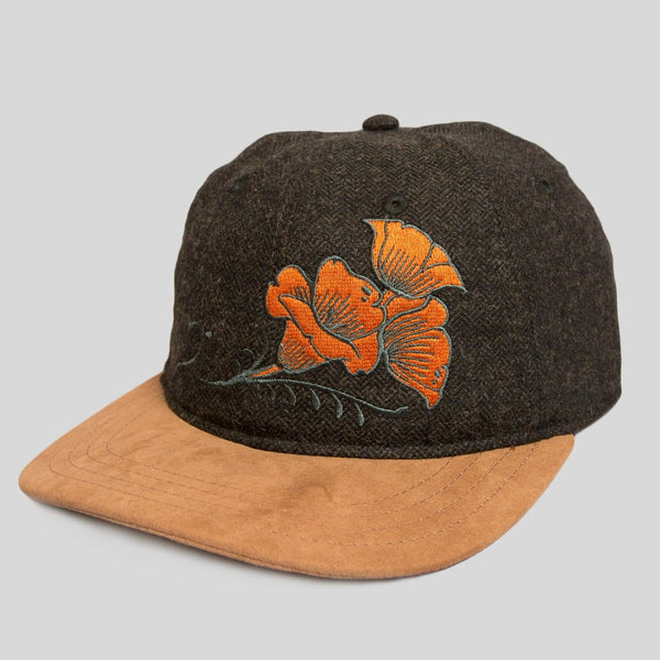 Upper Playground - Lux - State Flower Cap by Jeremy Fish