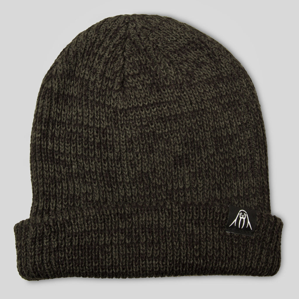 Upper Playground - The Gusty Beanie in Forest Marl