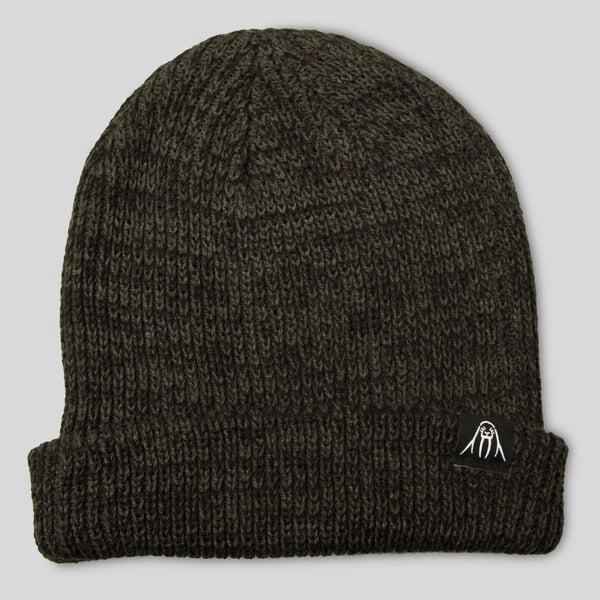 Upper Playground - Lux - The Gusty Beanie in Forest Marl