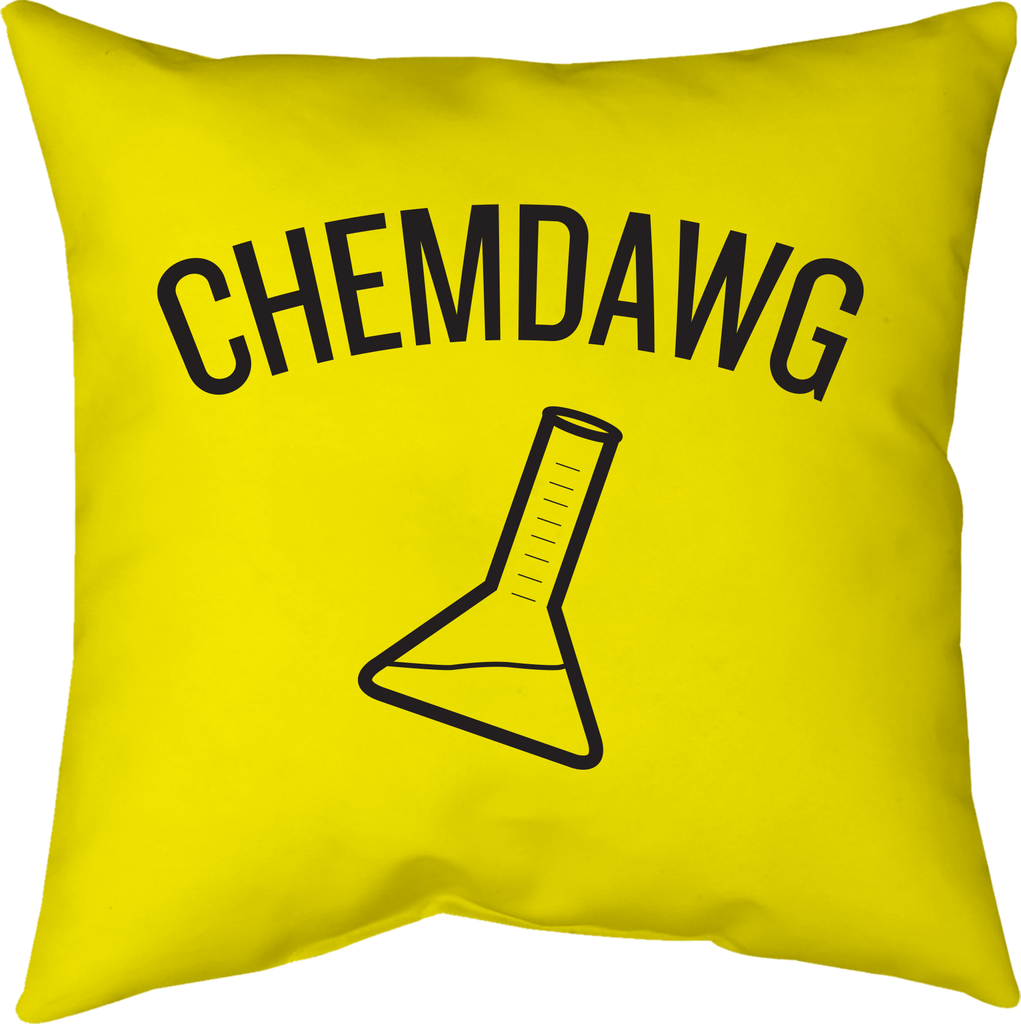 MWW - Chemdawg Pillow Cover by Upper Playground