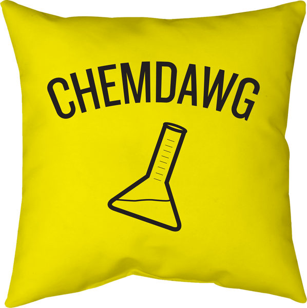 MWW - Chemdawg Pillow by Upper Playground