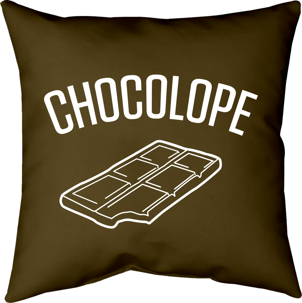 MWW - Chocolope Pillow by Upper Playground