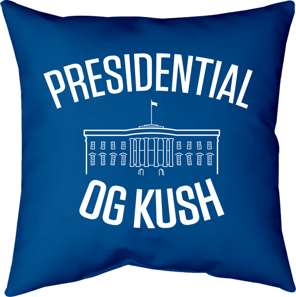 MWW - Presidential OG Kush Pillow by Upper Playground
