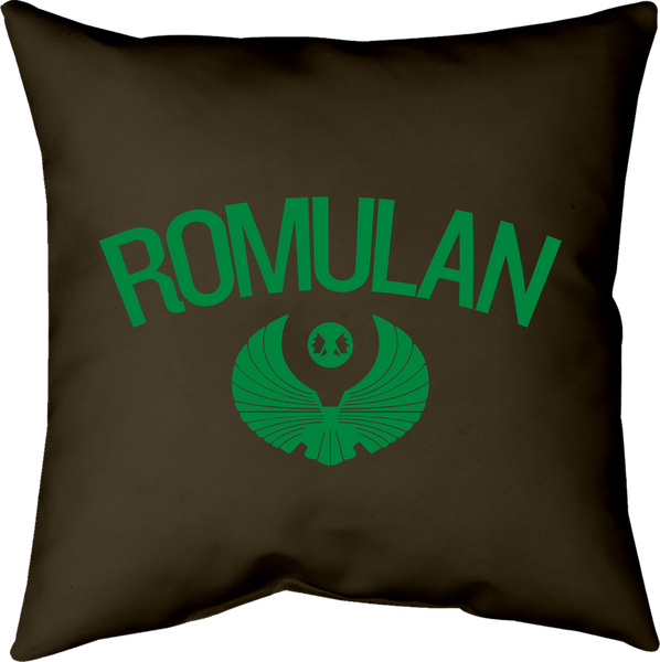 MWW - Romulan Pillow by Upper Playground