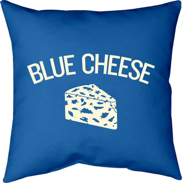 MWW - Blue Cheese Pillow by Upper Playground