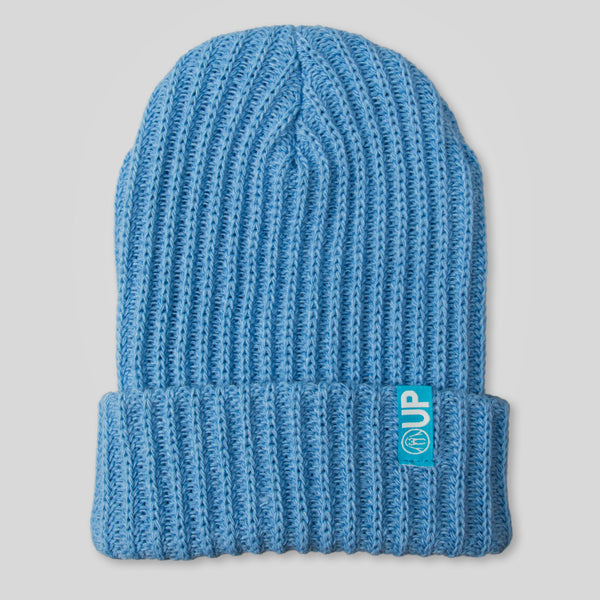 Upper Playground - Monti Beanie in Light Blue