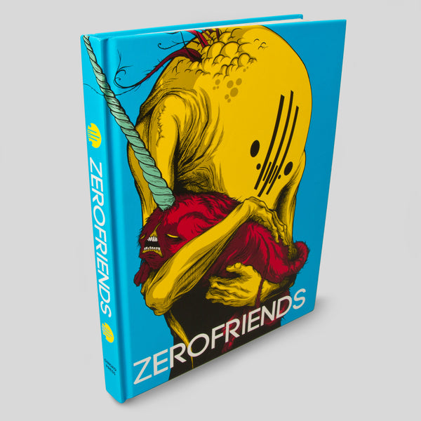 Gingko Press - Zerofriends: A Collection of Art and Madness