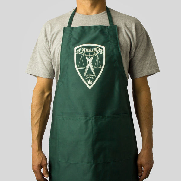 Upper Playground - Trimmer's Union Apron