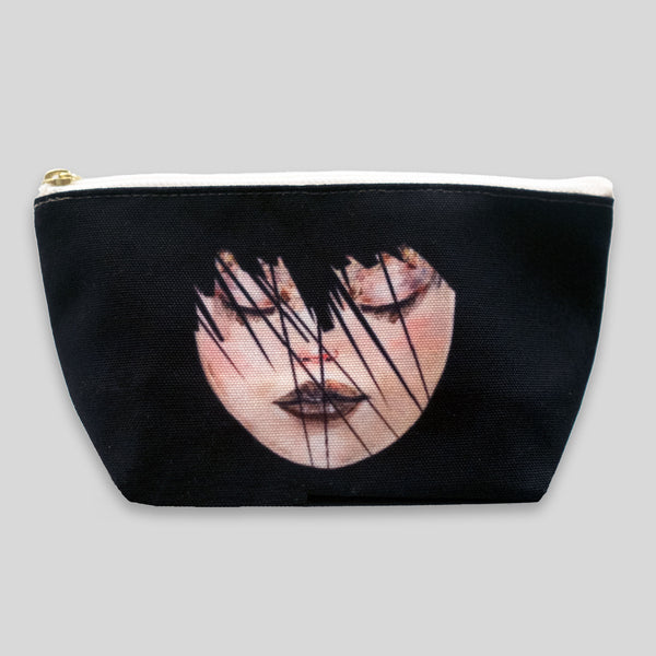 MWW - Managing Unrealistic Expectations Pouch by David Choe