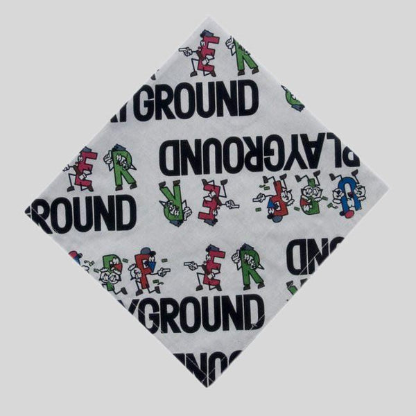 Upper Playground - Lux - BANK HEIST BANDANA