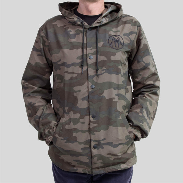 topshelf - Splash Brothers Jacket in Camo