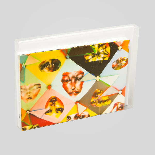 David Choe - Assorted Greeting Card Pack 3 by David Choe
