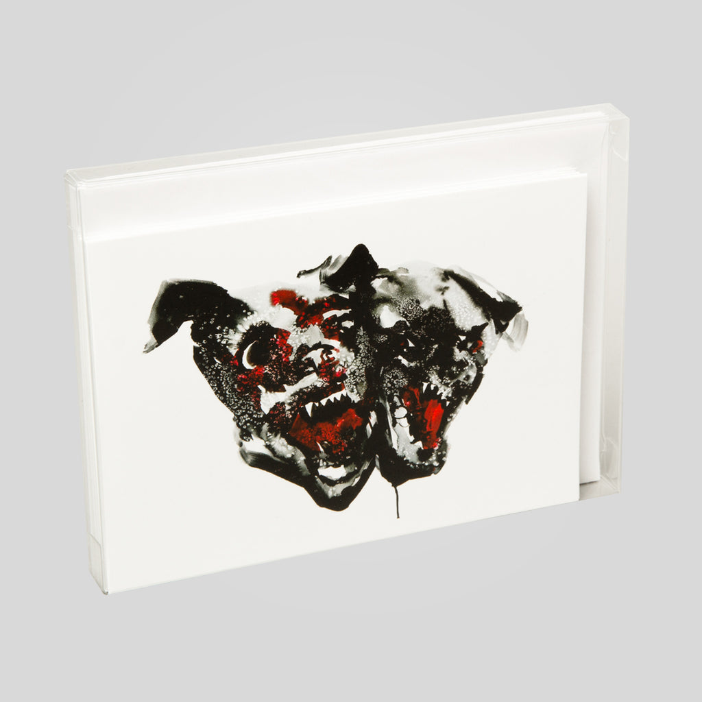 David Choe - Assorted Greeting Card Pack 1 by David Choe