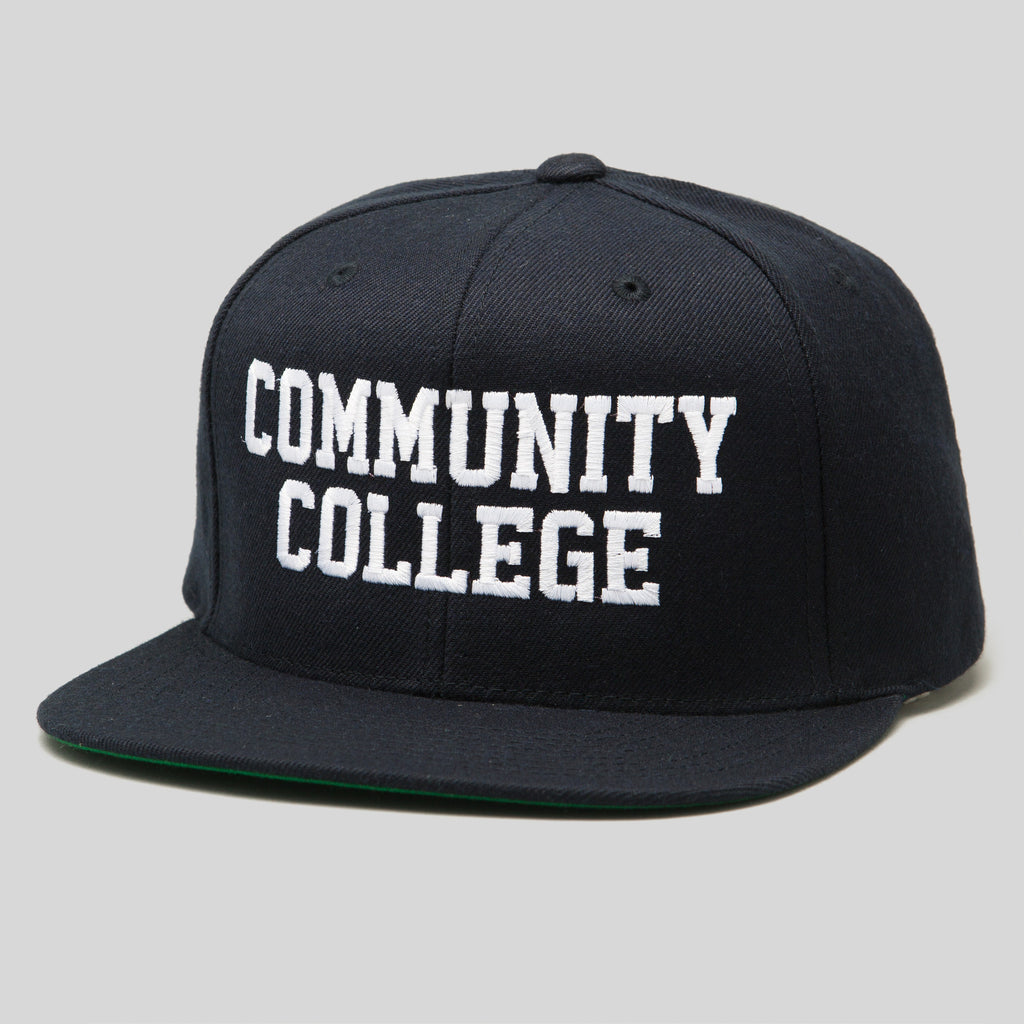 Upper Playground - Community College Snapback Cap