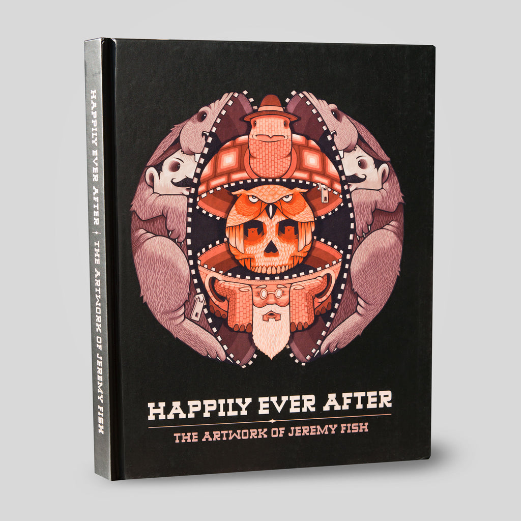 Upper Playground - Lux - Happily Ever After by Jeremy Fish