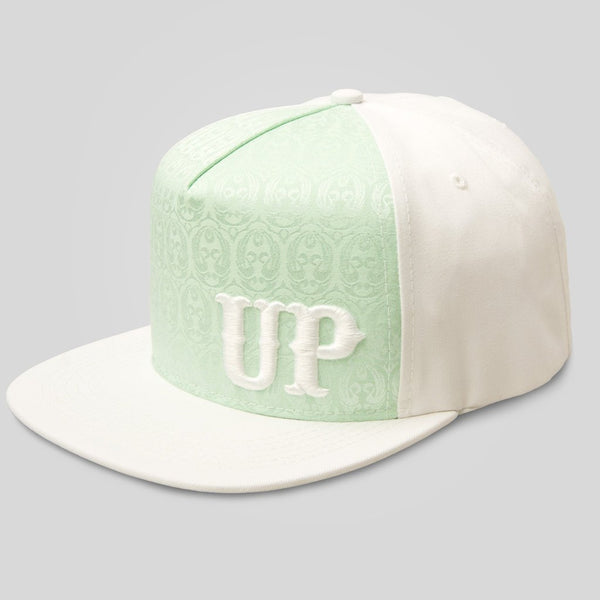 Upper Playground - Lux - Karim Snapback Cap in Green