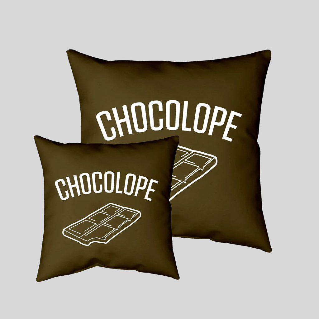 MWW - Chocolope Pillow Cover by Upper Playground
