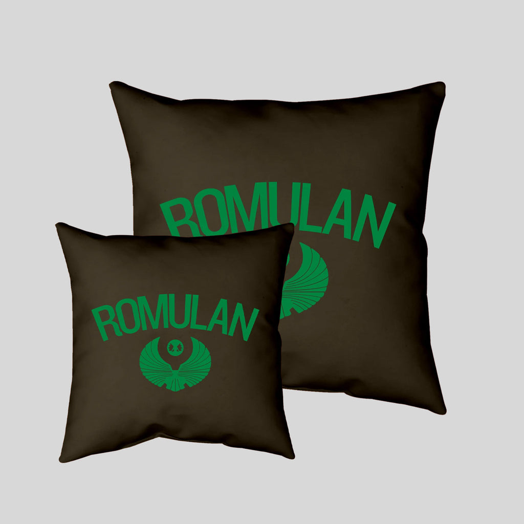 MWW - Romulan Pillow Cover by Upper Playground