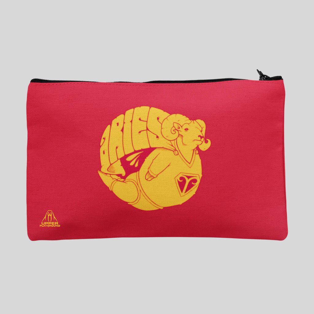 MWW - ARIES ZODIAC ACCESSORY POUCH