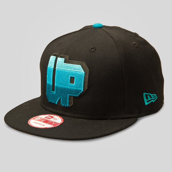 Upper Playground - Lux - UP Shark New Era Snapback Cap