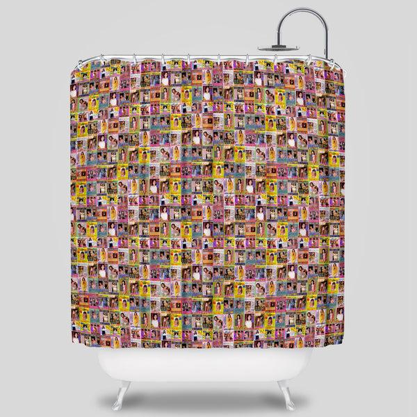 MWW - Japanese Porn Shower Curtain