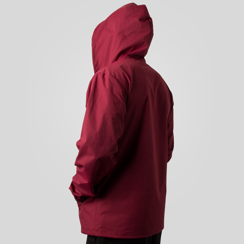 Upper Playground - Lux - Splash Brothers Jacket in Cardinal
