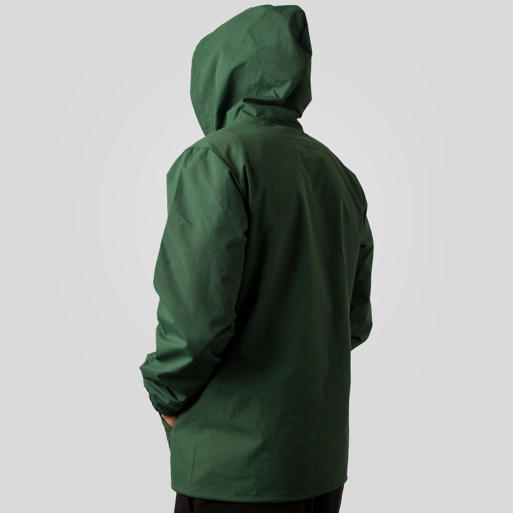 Upper Playground - Lux - Splash Brothers Jacket in Forest Green