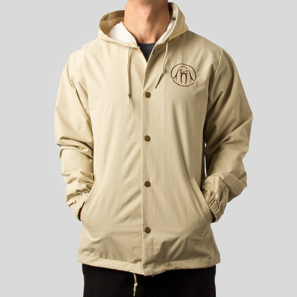 Upper Playground - Lux - Splash Brothers Jacket in Khaki