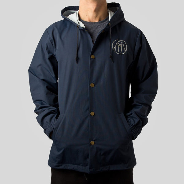 Upper Playground - Lux - Splash Brothers Jacket in Navy