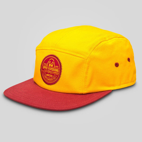 Upper Playground - Lux - UP SEAL SNAPBACK RUNNERS CAP