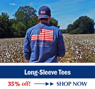 35% off Long Sleeve T-Shirts