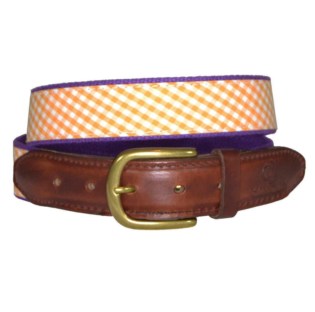 Orange & Purple Belt