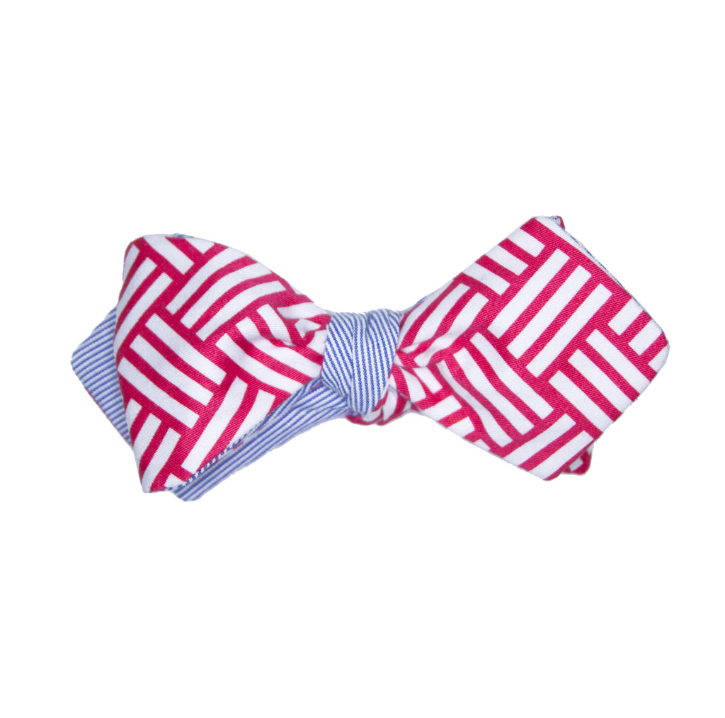 Brick Road Bow Tie