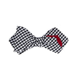 Florida Bow Tie - Black & Garnet