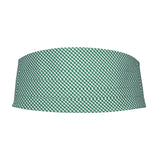 Green Gingham Cummerbund