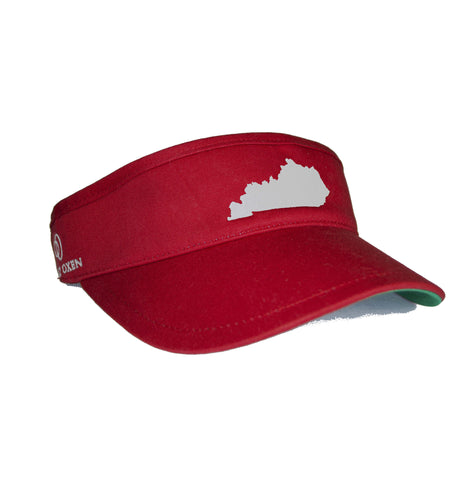 South Carolina Visor - White & Navy