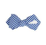 Kentucky Bow Tie - Royal Blue & White