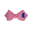 Mississippi Bow Tie - Red & Navy