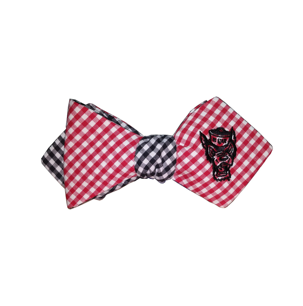 Wolfpack Bow Tie