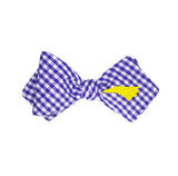 North Carolina Bow Tie - Purple & Gold