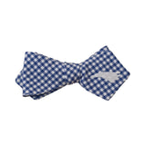 North Carolina Bow Tie - Royal Blue & White