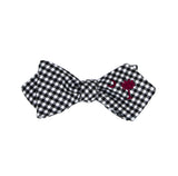 South Carolina Bow Tie - Black & Garnet