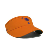 South Carolina Visor - Orange & Purple
