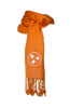 Tennessee Scarf - Orange & White