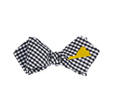Virginia Bow Tie - Black & Gold